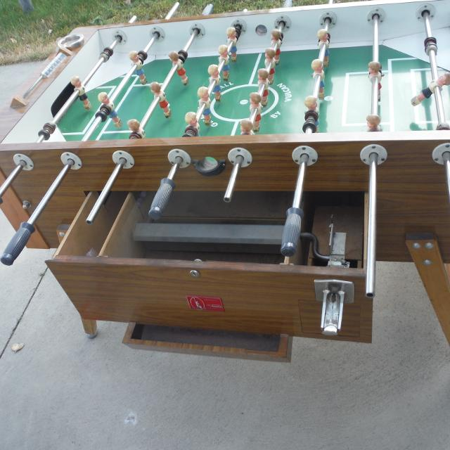 Best S Vulcan Foosball Table For Sale In Billings Montana For - Where to buy foosball table