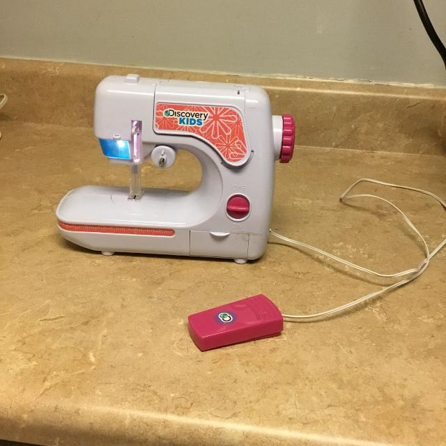 Find More Discovery Kids Sewing Machine For Sale At Up To 40% Off Unique Discovery Kids Sewing Machine