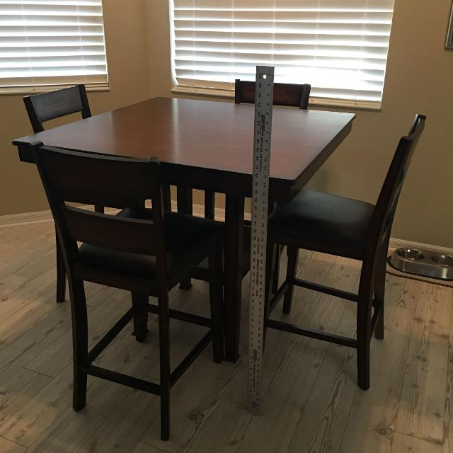 Find More Counter High Kitchen Table For Sale At Up To 90 Off