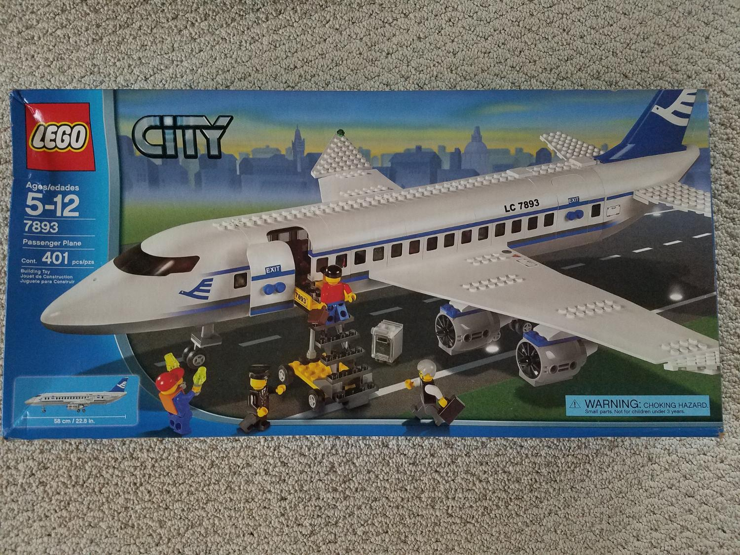 Best Legos Passenger Plane For Sale In Appleton Wisconsin For 2018