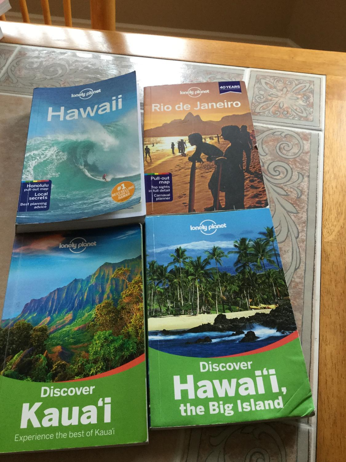 8107f95d56c5 Best Lonely Planet Travel Books As New!! What A Buy- One Left ...