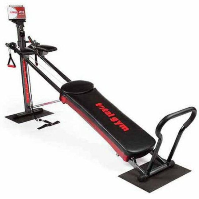 Best Total Gym 1900 For Sale In Arlington, Texas For 2020