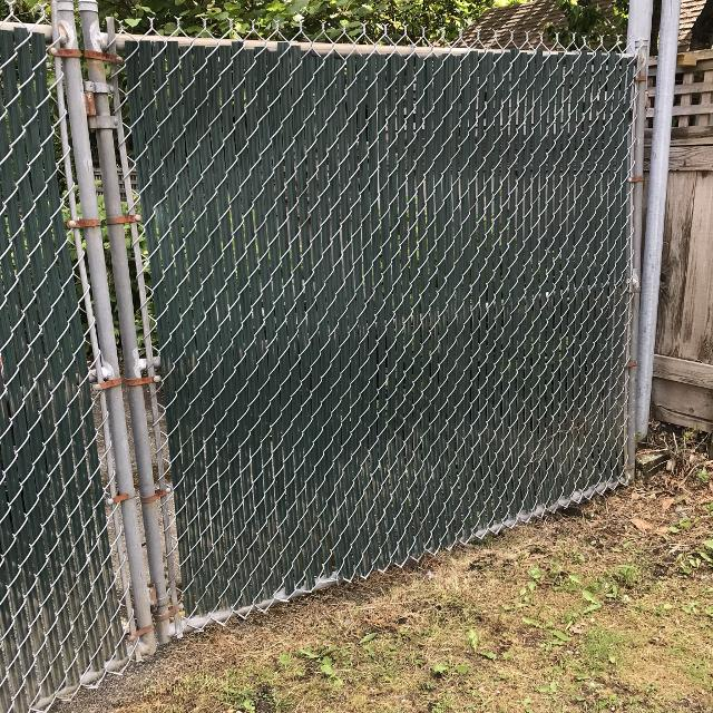 Find more Chain Link Fence Privacy Slats  for sale at up to 90% off