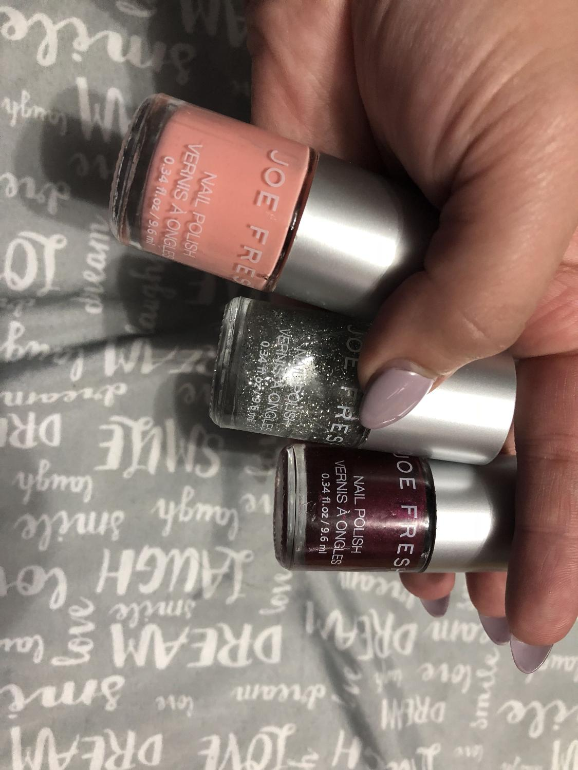 Find more Joe Fresh Nail Polish for sale at up to 90% off