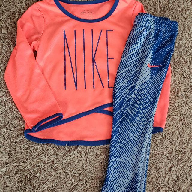9cc86aff25 Find more Toddler Girl Nike Outfit. Excellent Condition! Size 24 ...
