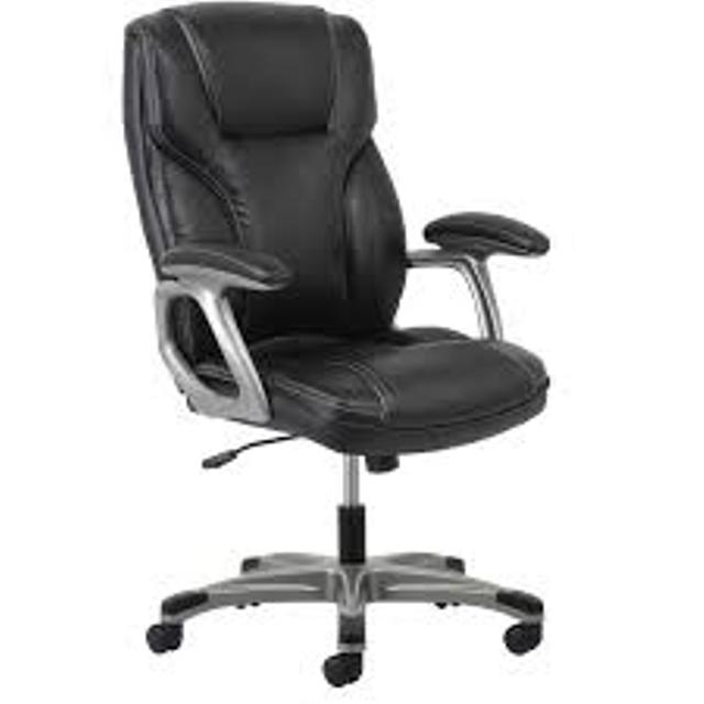 Brand New Executive Leather Office Chair