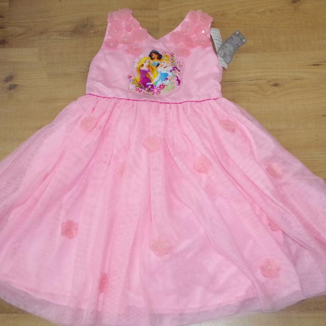 594aaed5c Best New Disney Store Pink Princess Party Dress Summer 7-8 Y Girl for sale  in Basingstoke for 2019