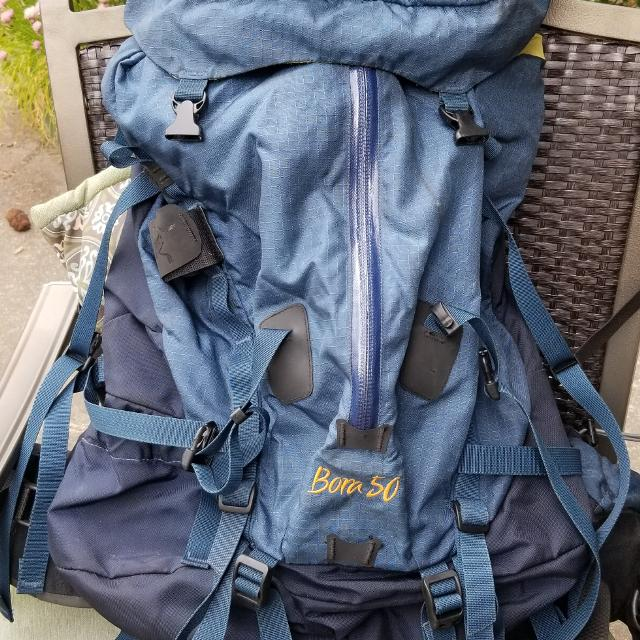 4166839b474 Find more Arcteryx Bora 50l Hiking Backpack for sale at up to 90% off