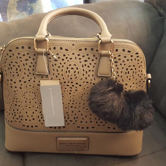 Andrew Marc Purse Brand New