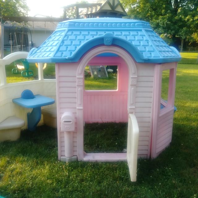 Find More Little Tikes Victorian Play House For Sale At Up To 90 Off