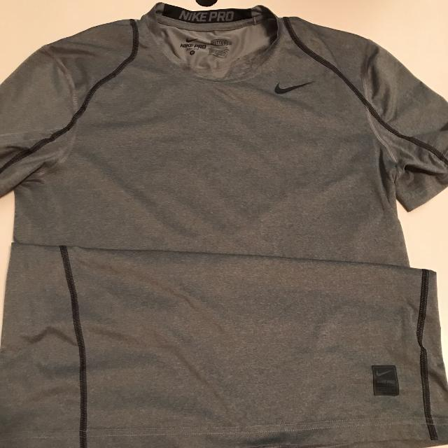 a2c1e9b5 Find more Nike Pro Dri-fit Fitted Shirt for sale at up to 90% off