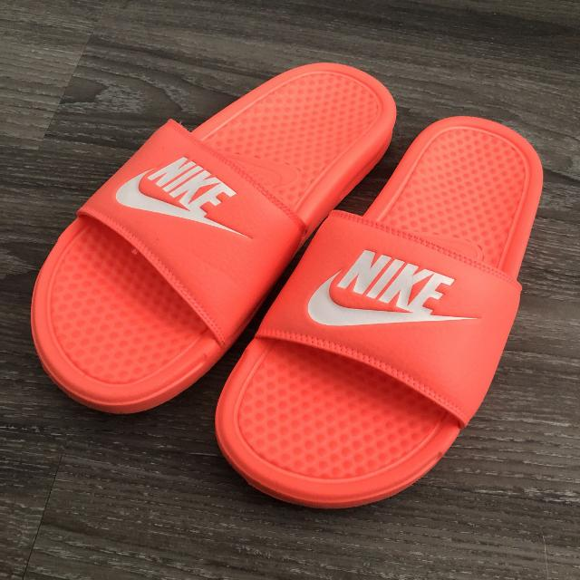 a3bf728c1 Find more Coral Nike Slides for sale at up to 90% off