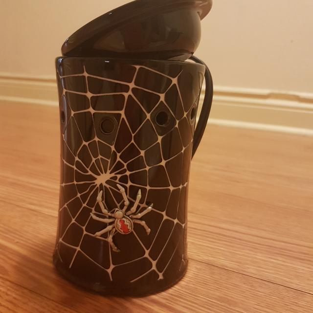Find More Spider Scentsy Warmer For Sale At Up To 90 Off