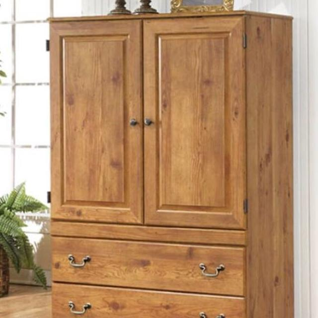 Best Ashley Furniture:bittersweet Collection Armoire ...