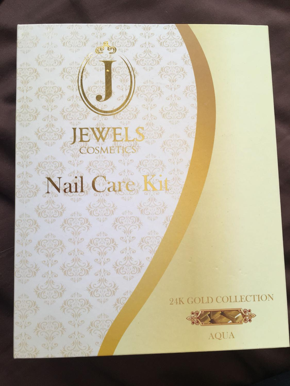 Best Jewels Cosmetics Nail Care Kit for sale in Calgary, Alberta for ...