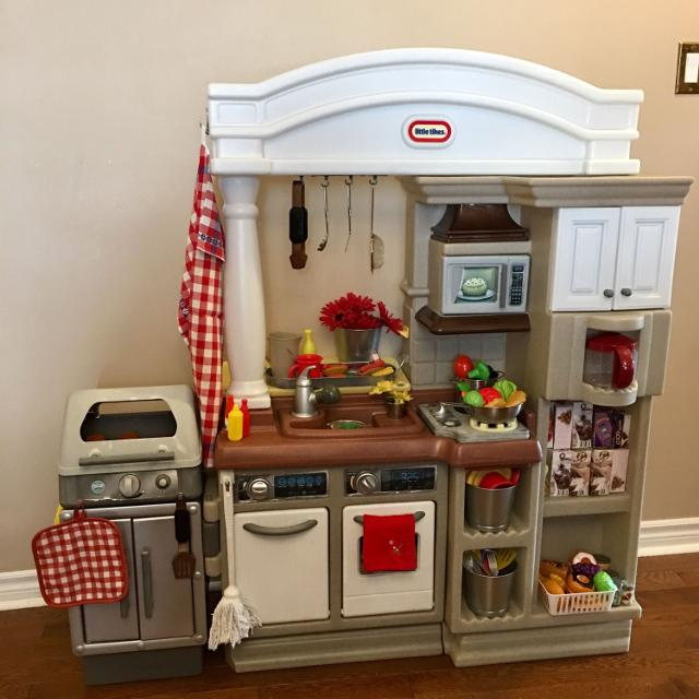 Find More Little Tikes Kitchen And Bbq