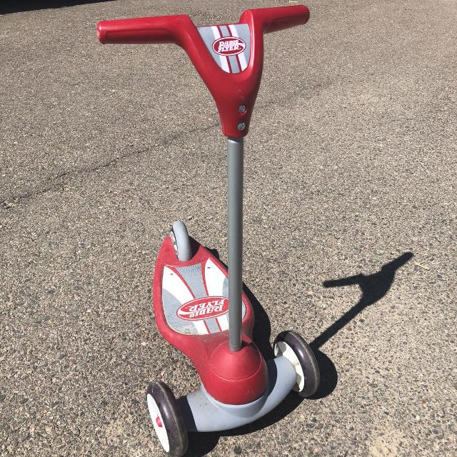 Find More Red Radio Flyer Scooter For Sale At Up To 90 Off