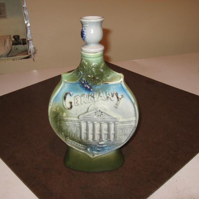 Ups Saraland Al: Best Germany Wiesbaden Jim Beam Decanter 1973 For Sale In