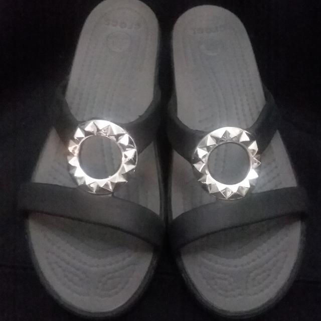 f2dd9fbf9145f1 Best Women Croc Sandals. Size 7 (new) for sale in Jacksonville ...