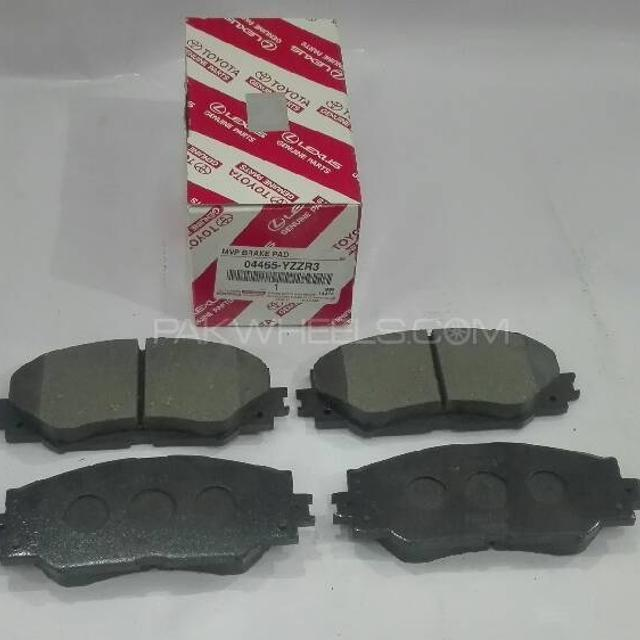 Toyota Brake Pads >> Toyota Brake Pads And Rotors Installed 200