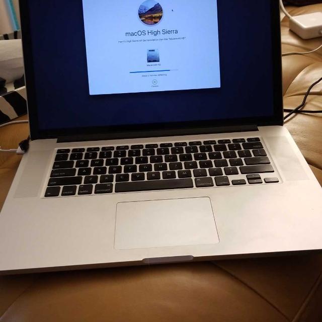 2012 MacBook Pro 15