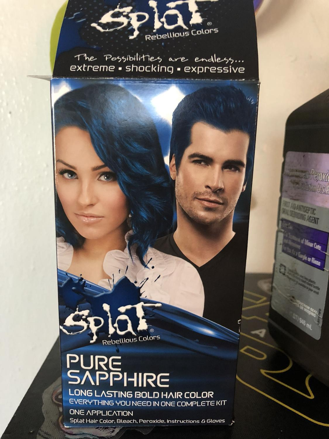 Find More Splat Hair Color For Sale At Up To 90 Off