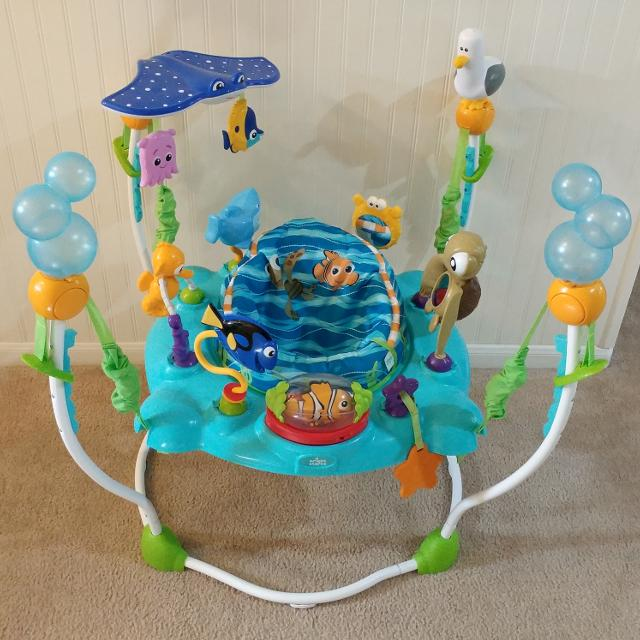 9787a4674e4 Disney Baby Finding Nemo Bouncer