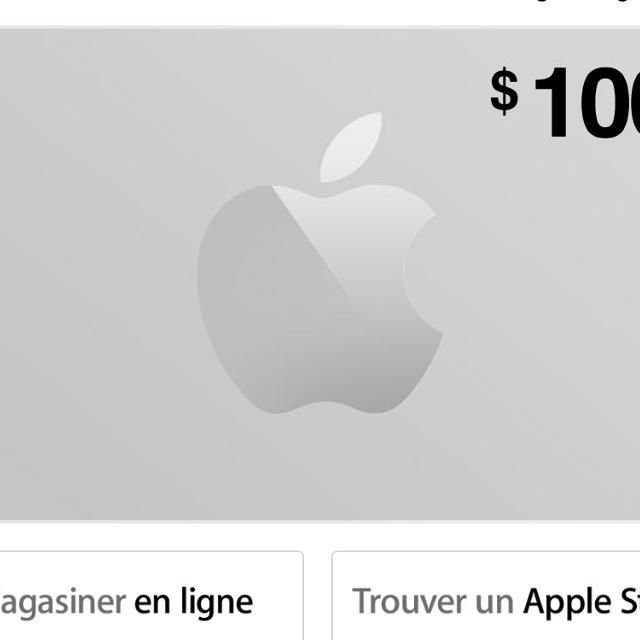 Find More Apple Store Gift Certificate 100 For Sale At Up To 90 Off