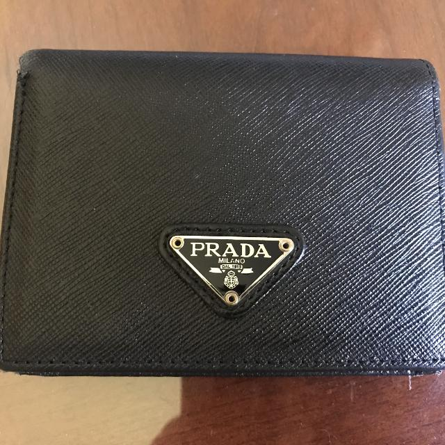 493e8170dde122 Best Authentic Prada Wallet for sale in Etobicoke, Ontario for 2019
