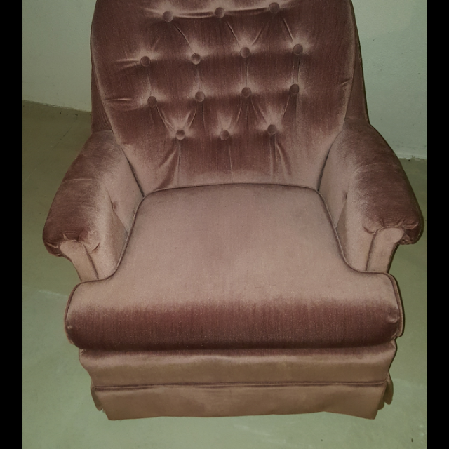 Vintage Barrel Swivel Rocking Chairs For In Detroit Michigan 2019