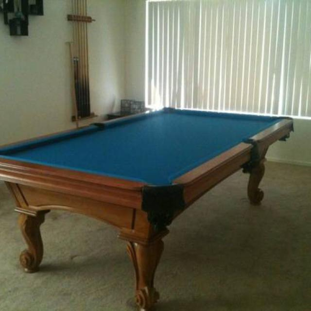 Find More Olhausen Santa Ana Pool Table For Sale At Up - Santa ana pool table