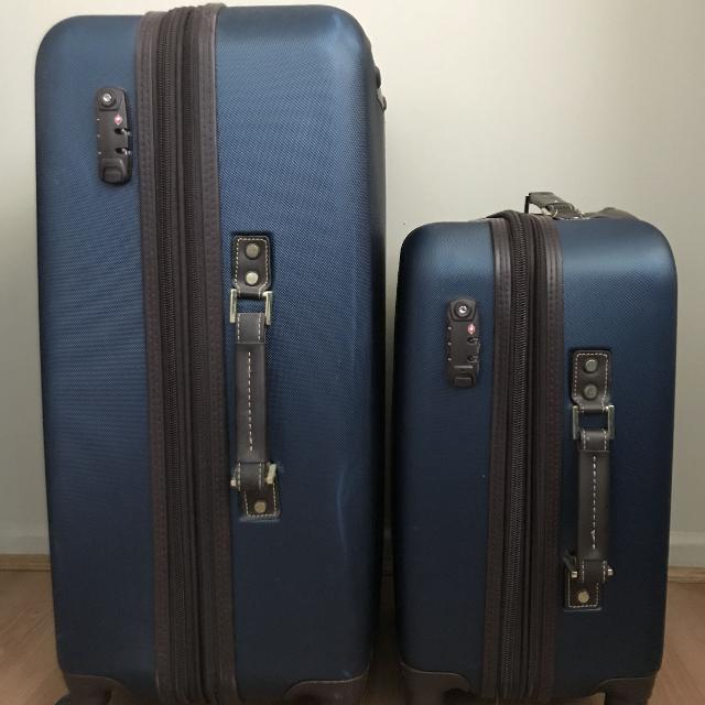 ec945a05c Best London Fog Suitcase Set for sale in Markham, Ontario for 2019