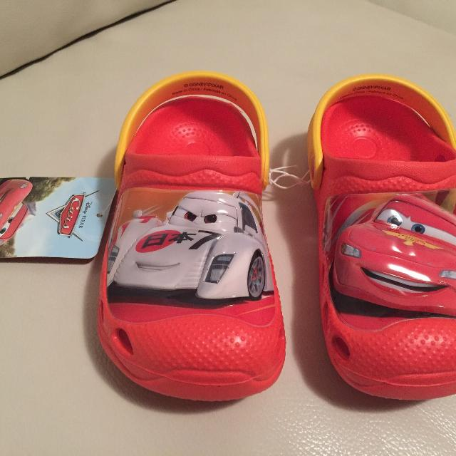 3f72a4bcc47 Find more Lightening Mcqueen Crocs - Brand New for sale at up to 90% off