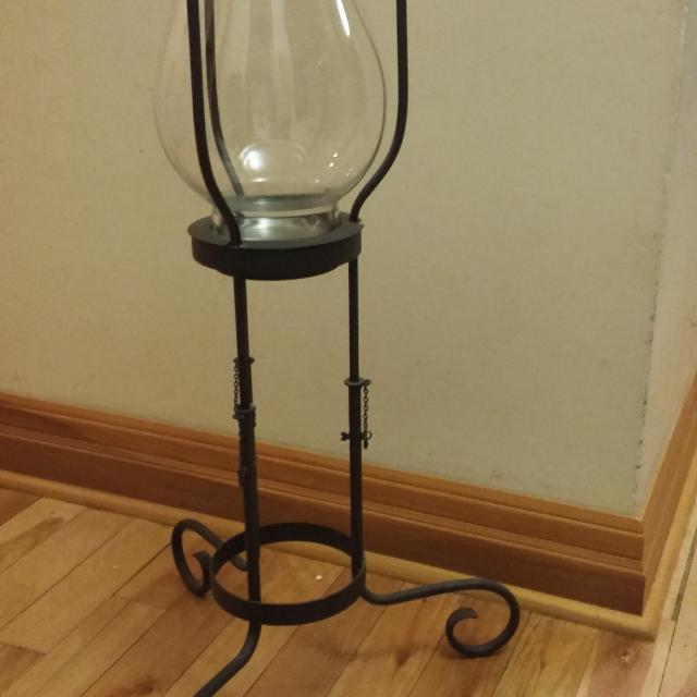 Best partylite hurricane floor lamp for sale in dollard des ormeaux partylite hurricane floor lamp mozeypictures Images