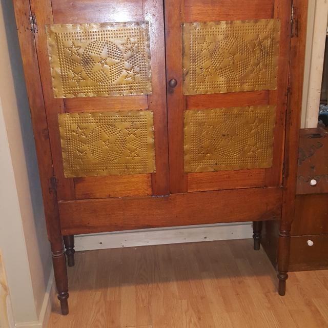 Best Old Antique Pie Safe Cabinet for sale in Frankfort, Kentucky for 2019 - Best Old Antique Pie Safe Cabinet For Sale In Frankfort, Kentucky