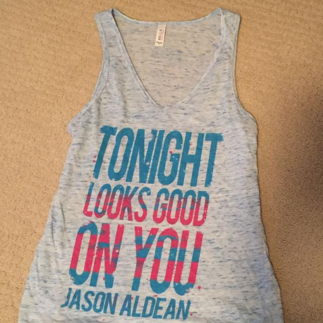 a1fc4c833657b Best New Jason Aldean Womens Tank Top for sale in Airdrie