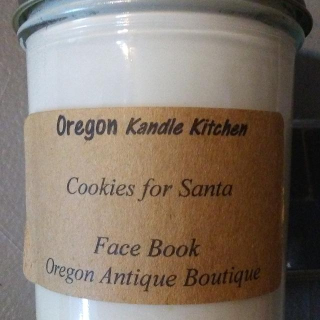 Find More Oregon Kandle Kitchen Cookies With Santa For