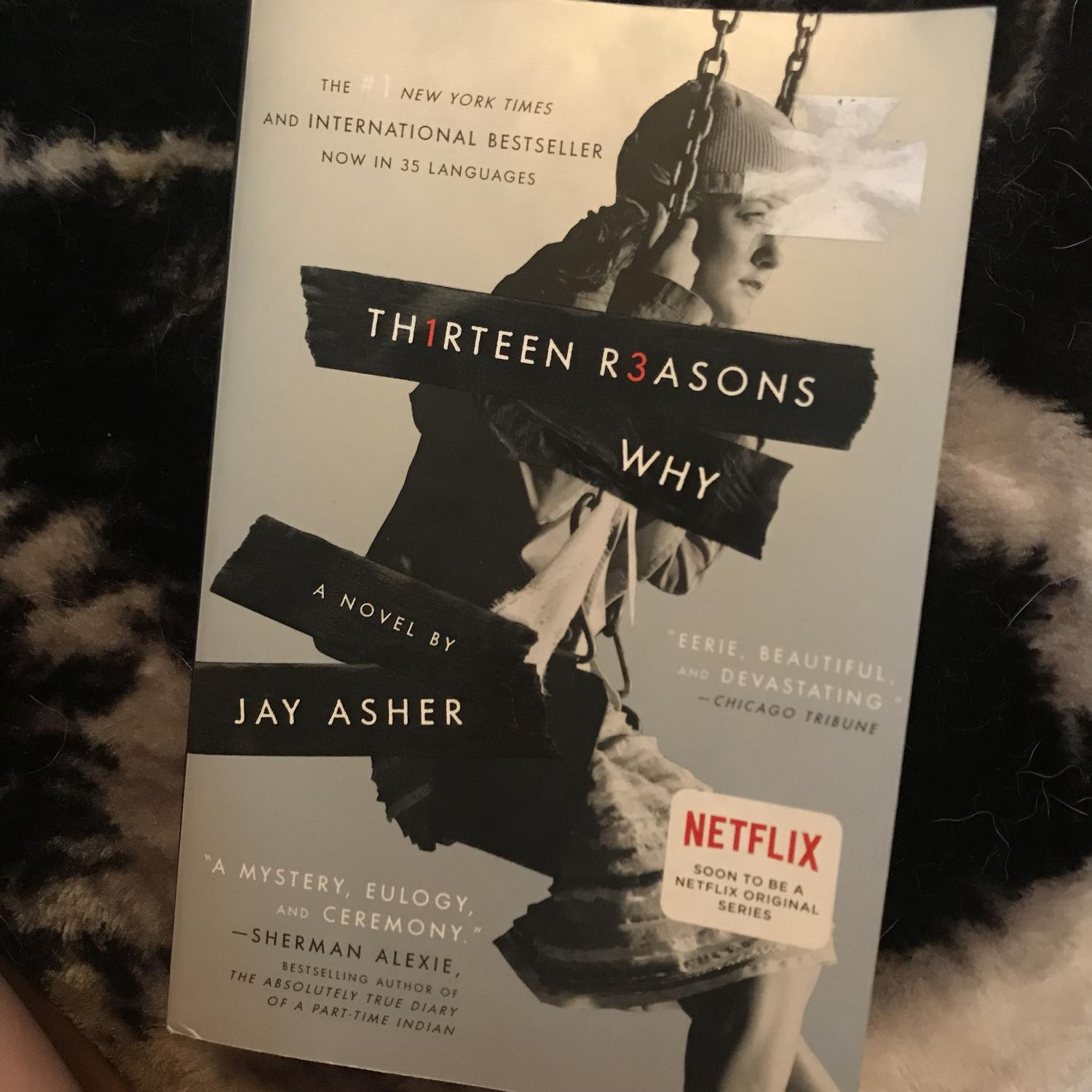 Best 13 Reasons Why Book For Sale In Champaign Illinois For 2019