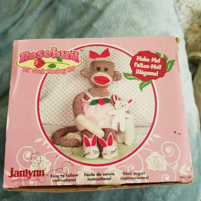 Best Sock Monkey Kit For Sale In Brazoria County Texas For 2018