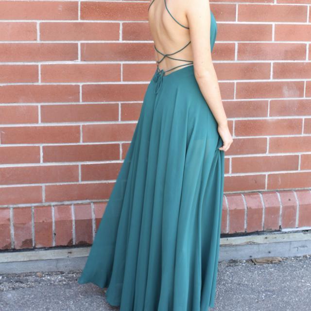 ec07be50379 Best Dark Green Prom Dress for sale in Regina