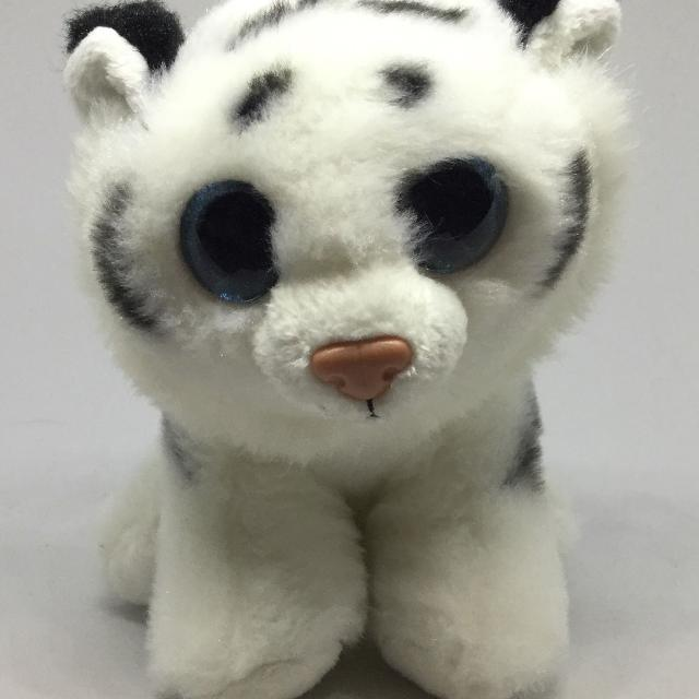 7e45ca667a0 Find more Ty Beanie Boo Tundra The White Tiger for sale at up to 90% off