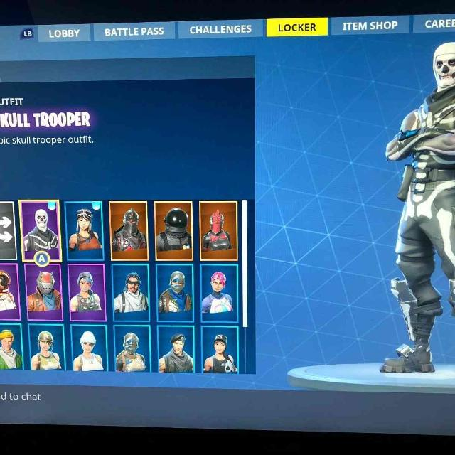 - best fortnite account