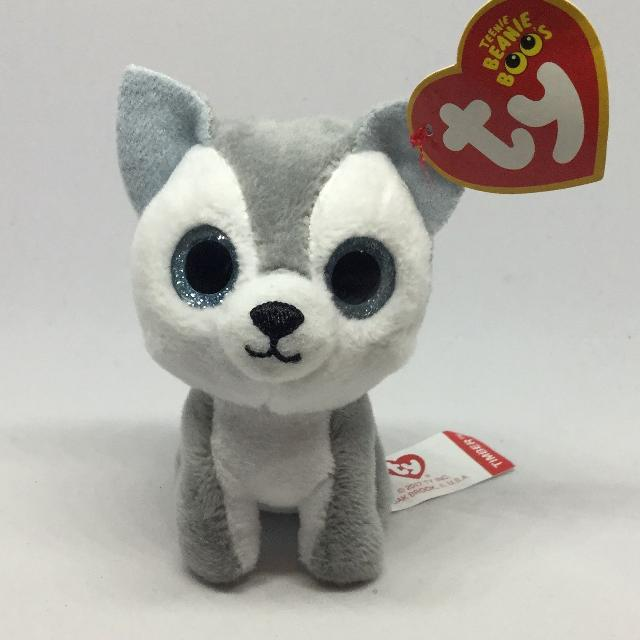 Best Ty Teenie Beanie Boo Timber The Husky for sale in Pensacola ... f3a12df26e9