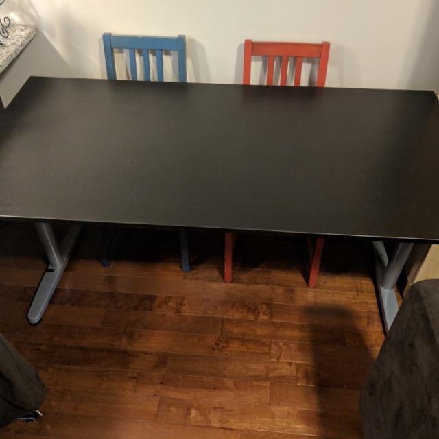 Galant Desk IKEA, 31 5