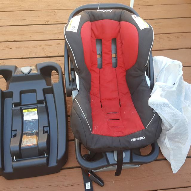 Best Recaro Infant Carseat For Sale In Maple Valley Washington 2018