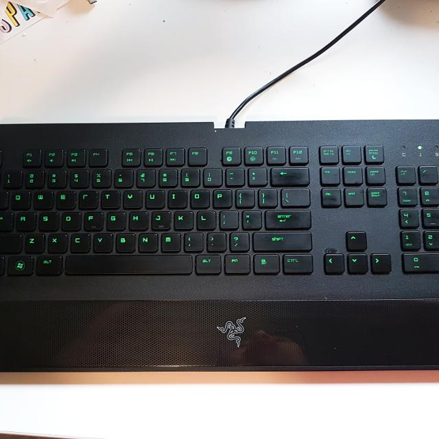Razer DeathStalker, Gaming Keyboard