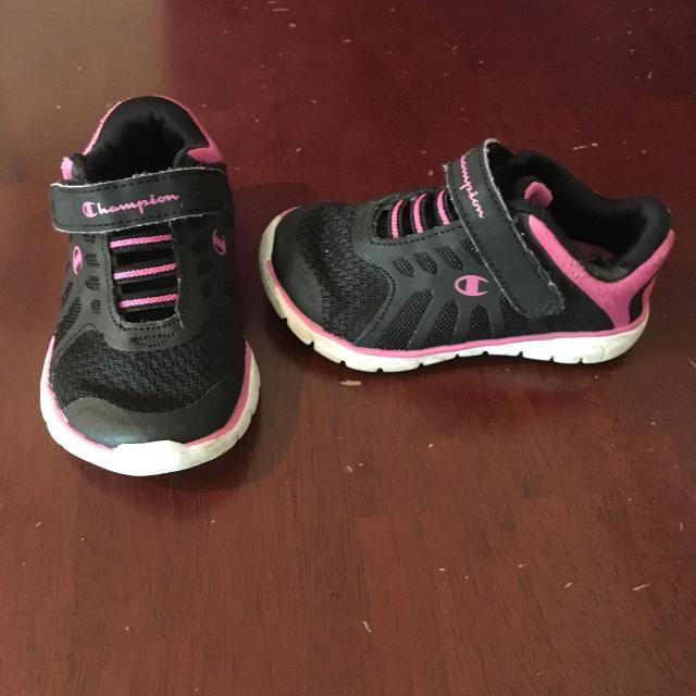 0657453bb98 Find more Toddler Girls  Size 5.5 Champion Shoes for sale at up to ...