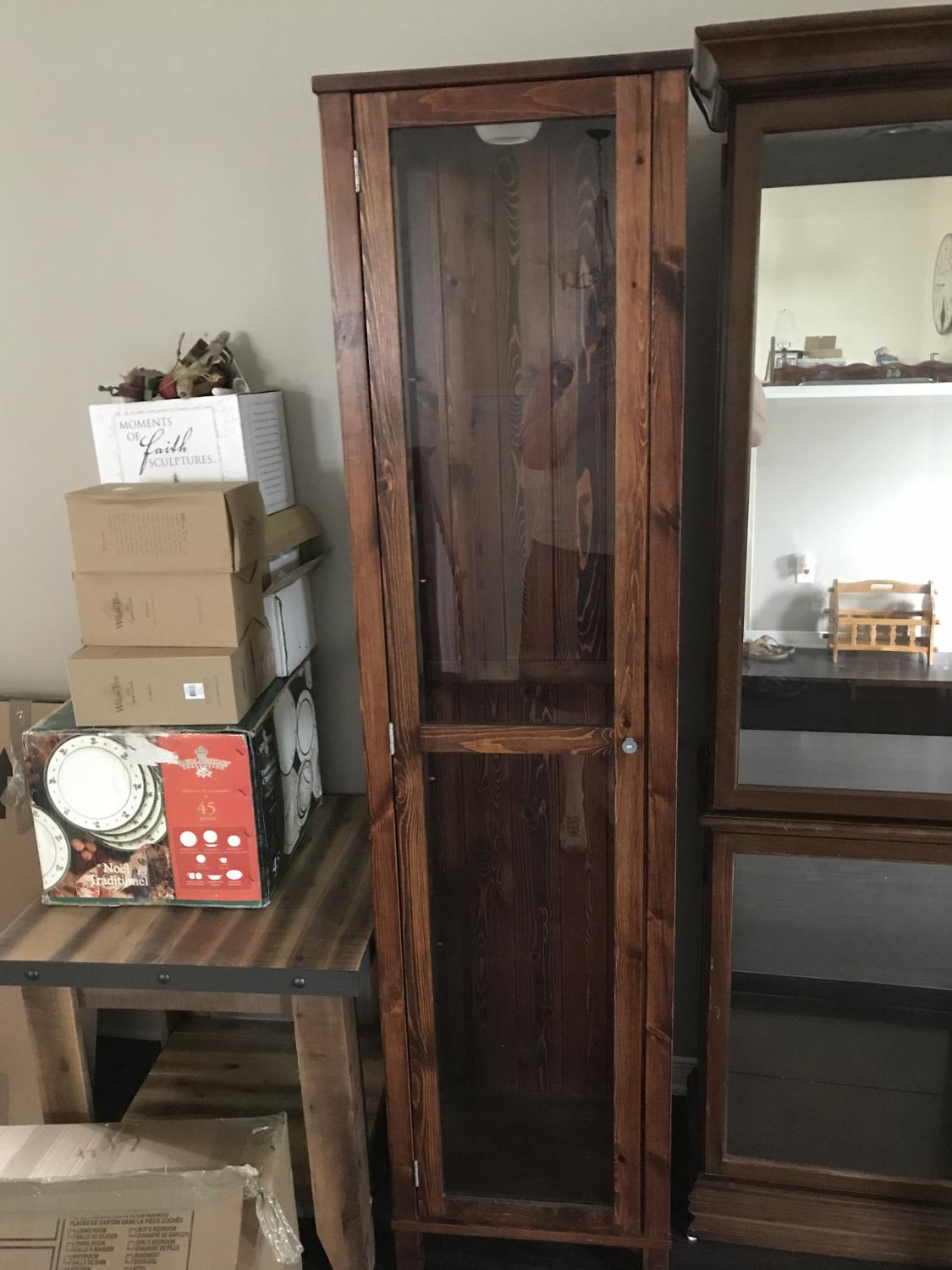 Best Ikea Curio Cabinet For Sale In Kingston Ontario For 2021