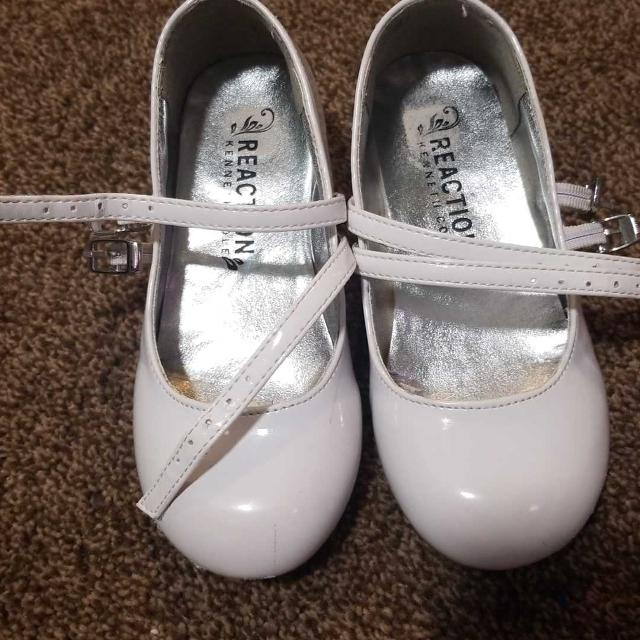 Find more sz 9 kenneth cole white dress shoes used for flower girl kenneth cole white dress shoes used for flower girl asking 5 mightylinksfo
