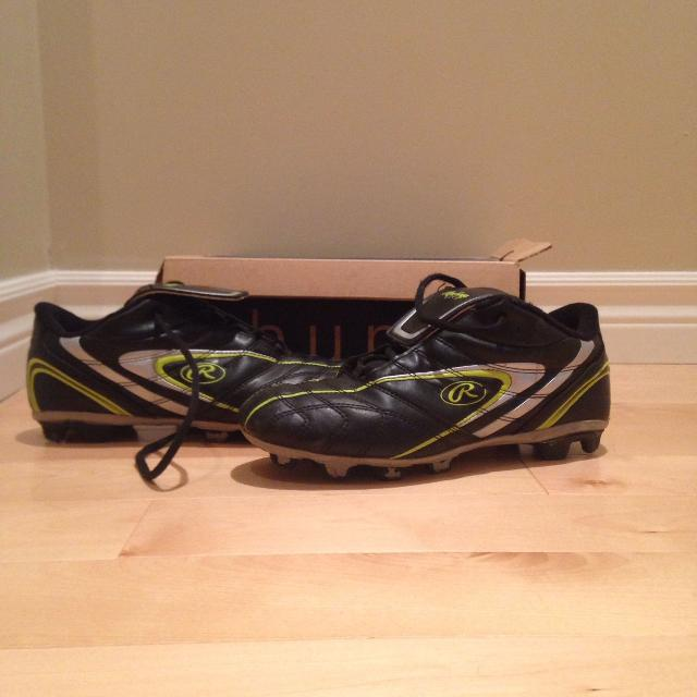 a36760a3f Best Rawlings Green And Black Soccer Cleats for sale in Dollard-Des  Ormeaux